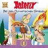 Asterix & Obelix Hörspiel CD 012 12 Asterix bei den Olympischen Spielen  Karussell weiß NEU & OVP