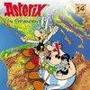 Asterix & Obelix Hörspiel CD 014 14 Asterix in Spanien  Karussell weiß NEU & OVP
