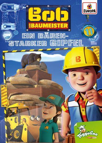 DVD Bob der Baumeister 11 Ein bärenstarker Gipfel  TV-Serie 4 Episoden 2017 NEU & OVP