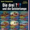 Die Drei Fragezeichen 3 ??? Hörspiel LP 999 und die Geisterlampe Picture Vinyl 3er LPs NEU & OVP