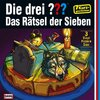 Die Drei Fragezeichen 3 ??? Hörspiel LP 999 Das Rätsel der Sieben 7 Picture Vinyl 3er LPs NEU & OVP
