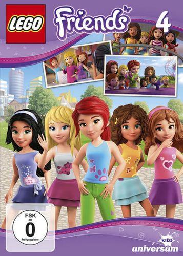 DVD LEGO ® Friends 04 4 IV TV-Serie Episode 10-12 NEU & OVP