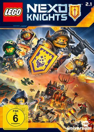 DVD LEGO ® Nexo Knights 04 2.1 TV-Serie Episoden 11-13 NEU & OVP