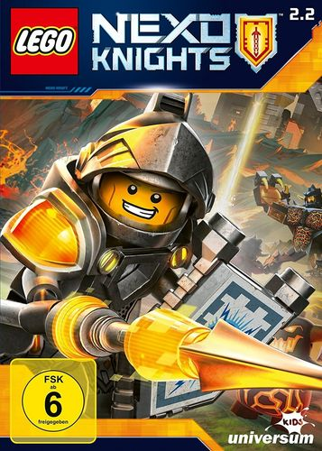 DVD LEGO ® Nexo Knights 05 2.2 TV-Serie Episoden 14-16 NEU & OVP