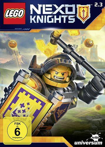 DVD LEGO ® Nexo Knights 06 2.3 TV-Serie Episoden 17-20 NEU & OVP