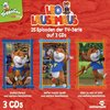 Leo Lausemaus Hörspiel CD 2. Fanbox 4 5 6 3 x CDs in Box Hörspielbox 02/3er Universum Kids NEU & OVP