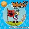 Wickie und die starken Männer Hörspiel CD 014 14 Die zwei Kampfhähne TV-Serie Karussell blau NEU