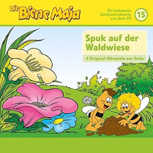 Die Biene Maja Hörspiel CD 015 15 Spuk Auf Der Waldwiese Karussell gelb NEU & OVP