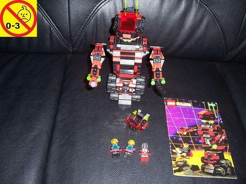 LEGO ® System / Space / Weltraum Set 6949 - Spyrius Robo-Guardian - Robo-Wächter Roboter + BA gebr.