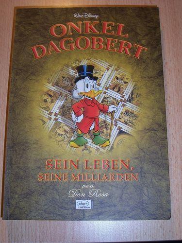 LTB Onkel Dagobert Sein Leben seine Milliarden Don Rosa 2005 19,-€ Lustiges Taschenbuch Disney Ehapa