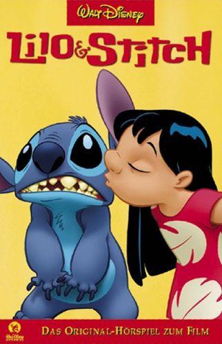 Walt Disney Hörspiel MC zum Film Lilo & Stitch 1  2002 Walt Disney Records rot NEU & OVP