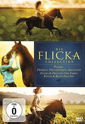DVD Flicka 1 2 3 Die komplette Box NEU & OVP