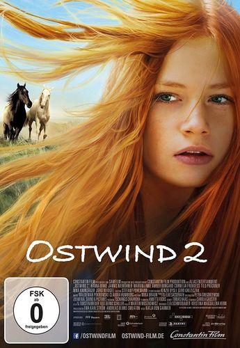 DVD Ostwind 2 NEU & OVP