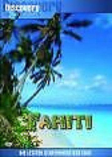DVD Tahiti - Die letzten Geheimnisse der Erde - Discovery Channel FSK 0  NEU & OVP