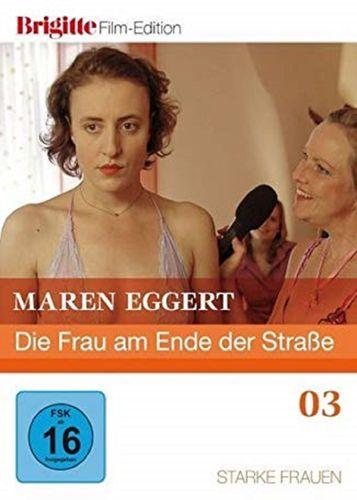 DVD Brigitte Film Edition 03 Die Frau am Ende der Straße mit Maren Eggert von 2009 FSK 16 NEU & OVP