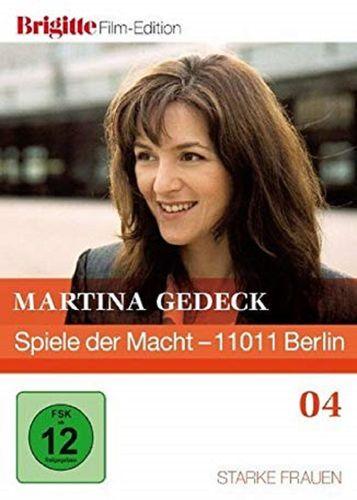 DVD Brigitte Film Edition 04 Spiele der Macht - 11011 Berlin  Martina Gedeck  2009 FSK 12 NEU & OVP