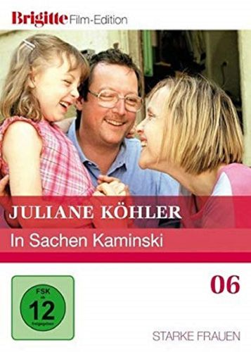DVD Brigitte Film Edition 06 In Sachen Kaminski mit Juliane Köhler von  2009 FSK 12 NEU & OVP