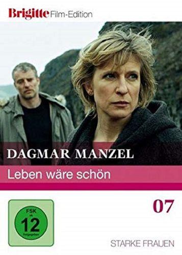 DVD Brigitte Film Edition 07 Leben wäre schön mit Dagmar Manzel von  2009 FSK 12 NEU & OVP