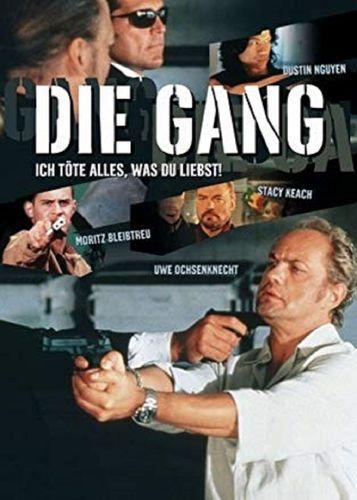 DVD Die Gang - Ich töte alles was du liebst! mit Uwe Ochsenknecht Moritz Bleibtreu FSK 12  NEU & OVP