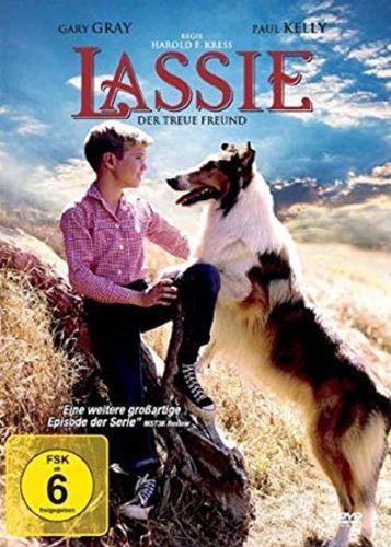 DVD LASSIE - Der treue Freund von 2011 FSK 12  NEU & OVP