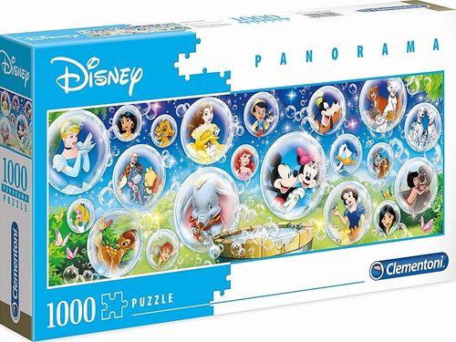 Puzzle 1000 Teile Panorama - Walt Disney Classic von Clementoni Nr. 39515 NEU & OVP